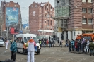 Stage of the Olympic torch relay Sochi 2014 in Irkutsk_10