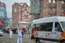 Stage of the Olympic torch relay Sochi 2014 in Irkutsk_14