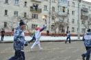 Эстафета олимпийского огня Сочи-2014 в Иркутске