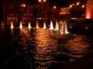 Фонтан на площади Декабристов. Ночью