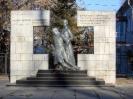 Памятник выпускникам и сотрудникам Иркутского Государственного Медицинского университета, погибшим за Родину в 1941-1945 гг.