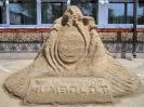 Конкурс песчаных фигур. 2011