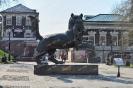 Скульптура бабра