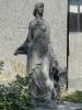 Декоративная скульптура «Муза»