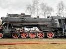 Паровоз серии Л-3507