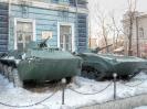 БМП-1 и БТР-60 ПБ