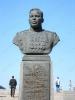 Бюст дважды Героя Советского Союза генерала армии А. П. Белобородова.