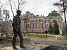 Памятник А. Вампилову
