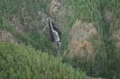 Водопад на реке Китой